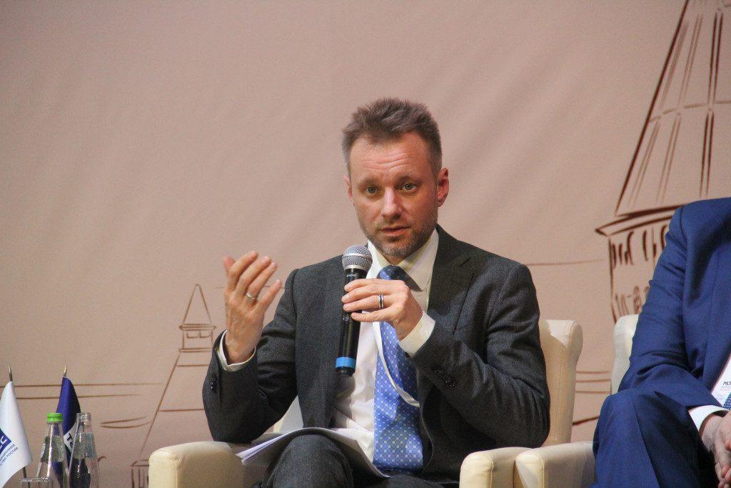 Александр Пироженко, замгендиректора по направлению Лучшие практики АСИ