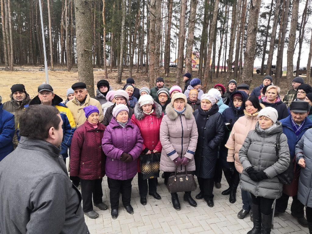 Алексей Островский, 25.11.2019, Становище Бужа, встреча с жителями Дорогобужа_2