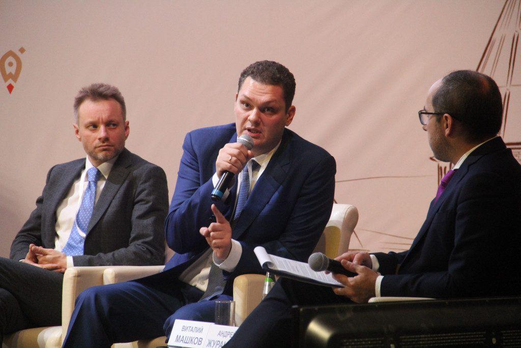 Виталий Машков, советник гендиректора Корпорации МСП