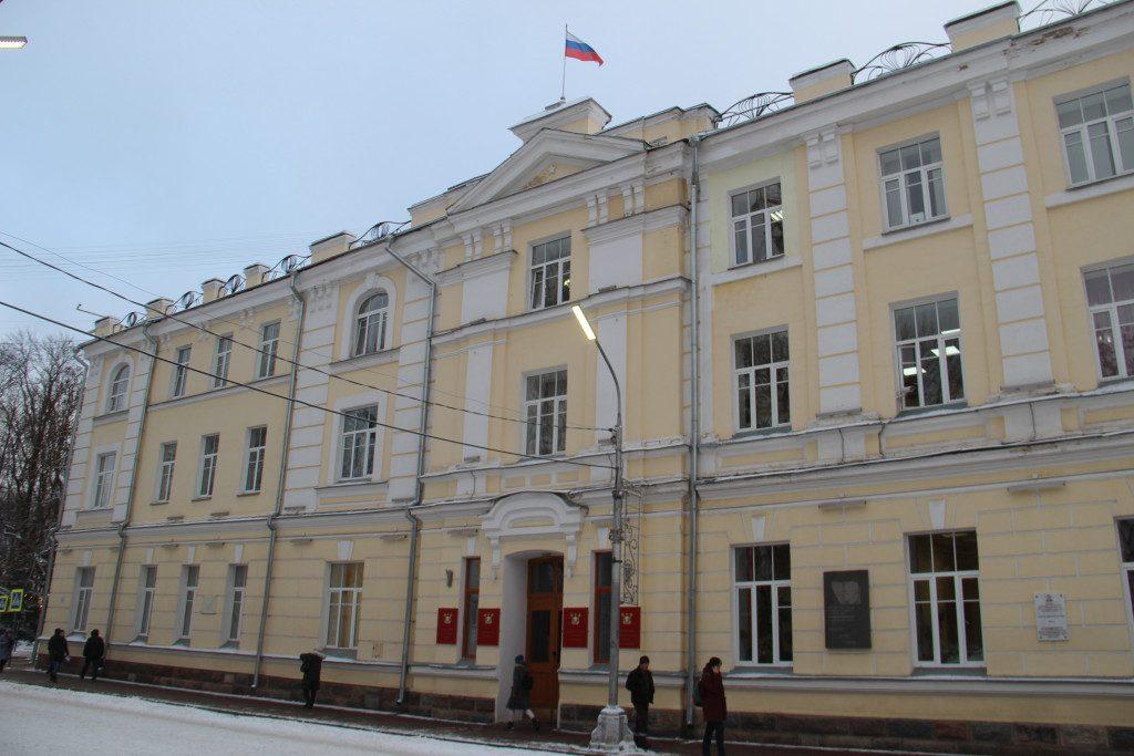 администрация Смоленска, мэрия, декабрь 2019