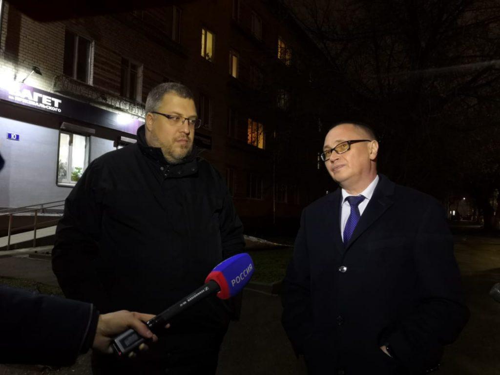 Алексей Аникин, Андрей Борисов, уличное освещение, фонари, светодиодные лампы