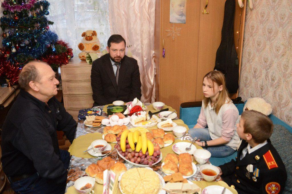 Анатолий Пушкин, Алексей Островский, Никита Казаченко (фото admin-smolensk.ru)