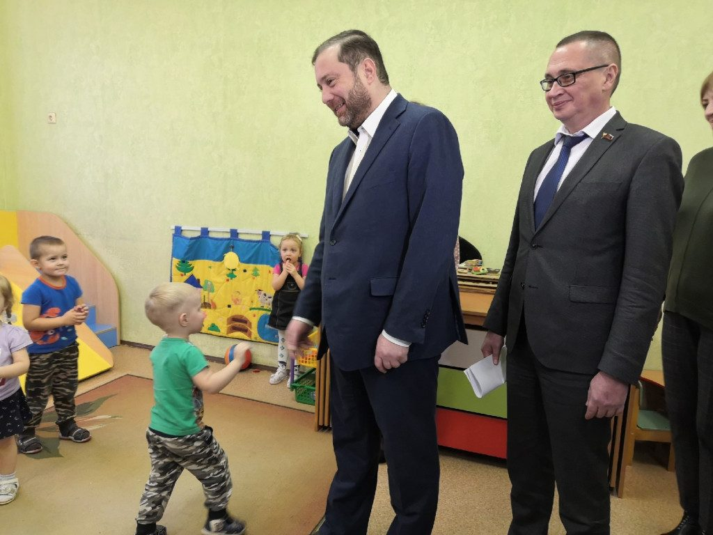 детсад №49 Настенька, Сортировка, Островский, Борисов