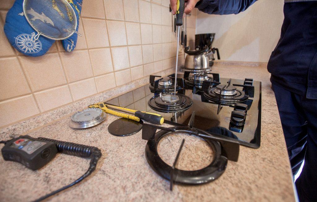 газовая плита, газовик (фото Газпром газораспределение Смоленск)