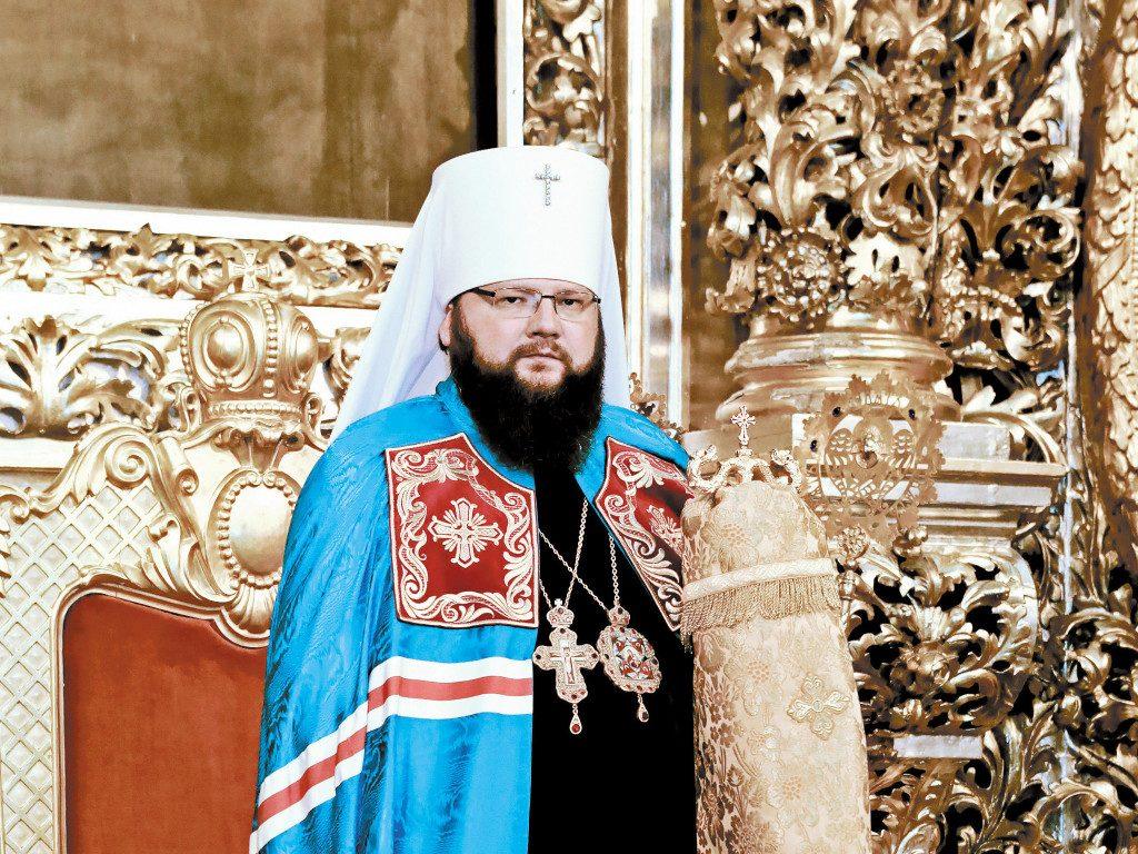 митрополит Смоленский и Дорогобужский Исидор, Глава Смоленской митрополии