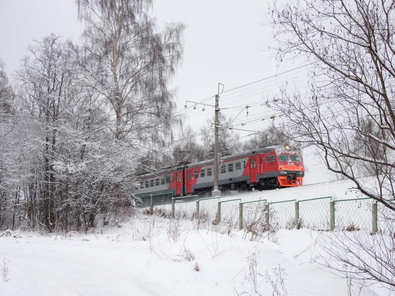 МЖД, РЖД, электричка, пригородный поезд_1