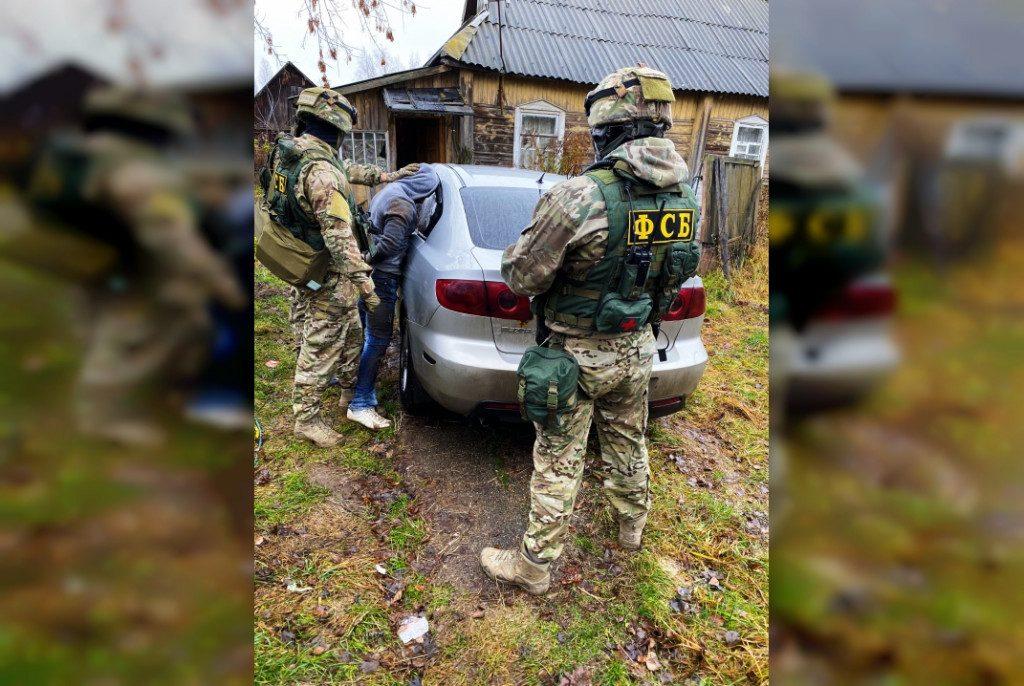 нарколаборатория ФСБ задержание арест