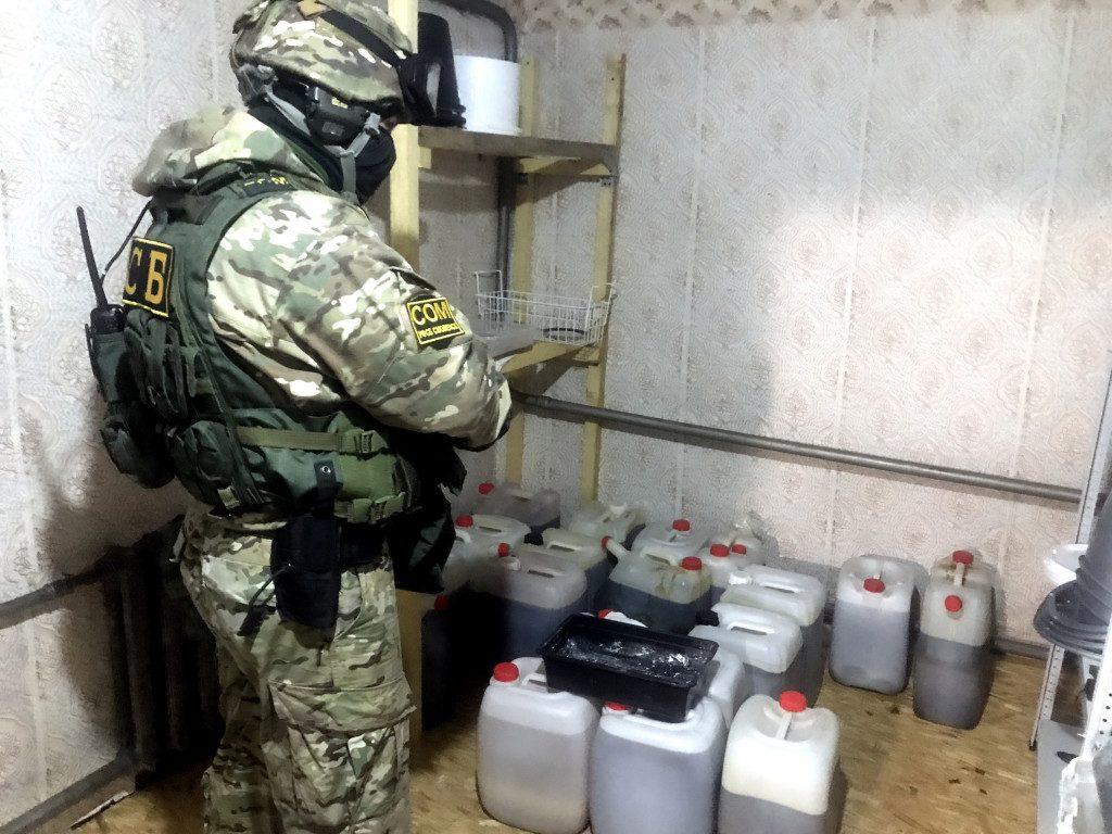 нарколаборатория, Смоленский район, ФСБ_1