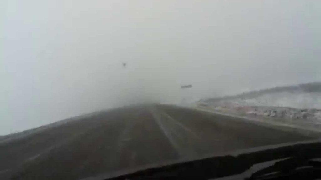 туман дорога (фото youtube.com)