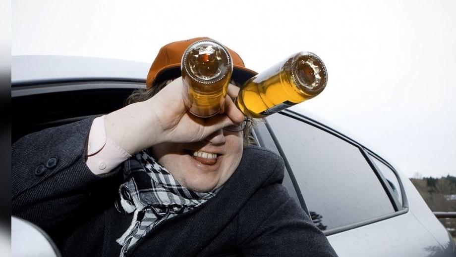 угон пьяный водитель