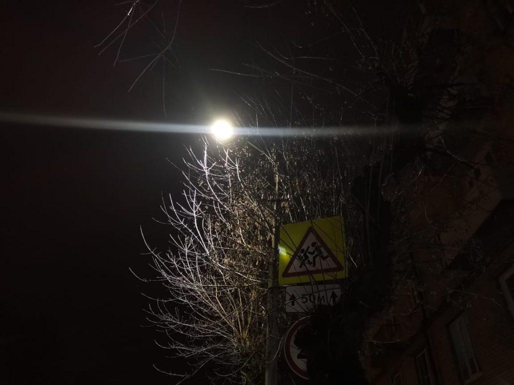 уличное освещение, фонари, светодиодные лампы_2