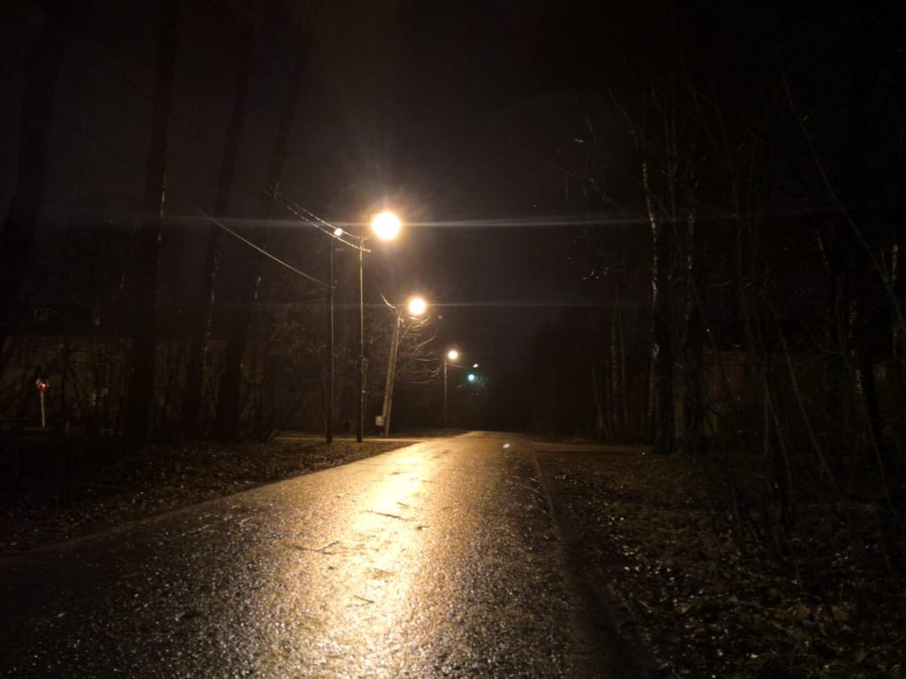 уличное освещение, фонари, светодиодные лампы_3