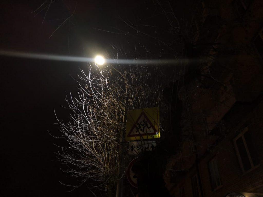 уличное освещение, фонари, светодиодные лампы_4