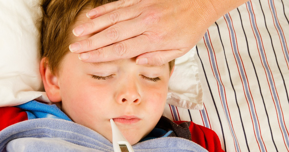 Как лечить грипп у детей