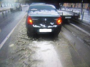 В Смоленске женщина пострадала в страшном ДТП на улице Нахимова