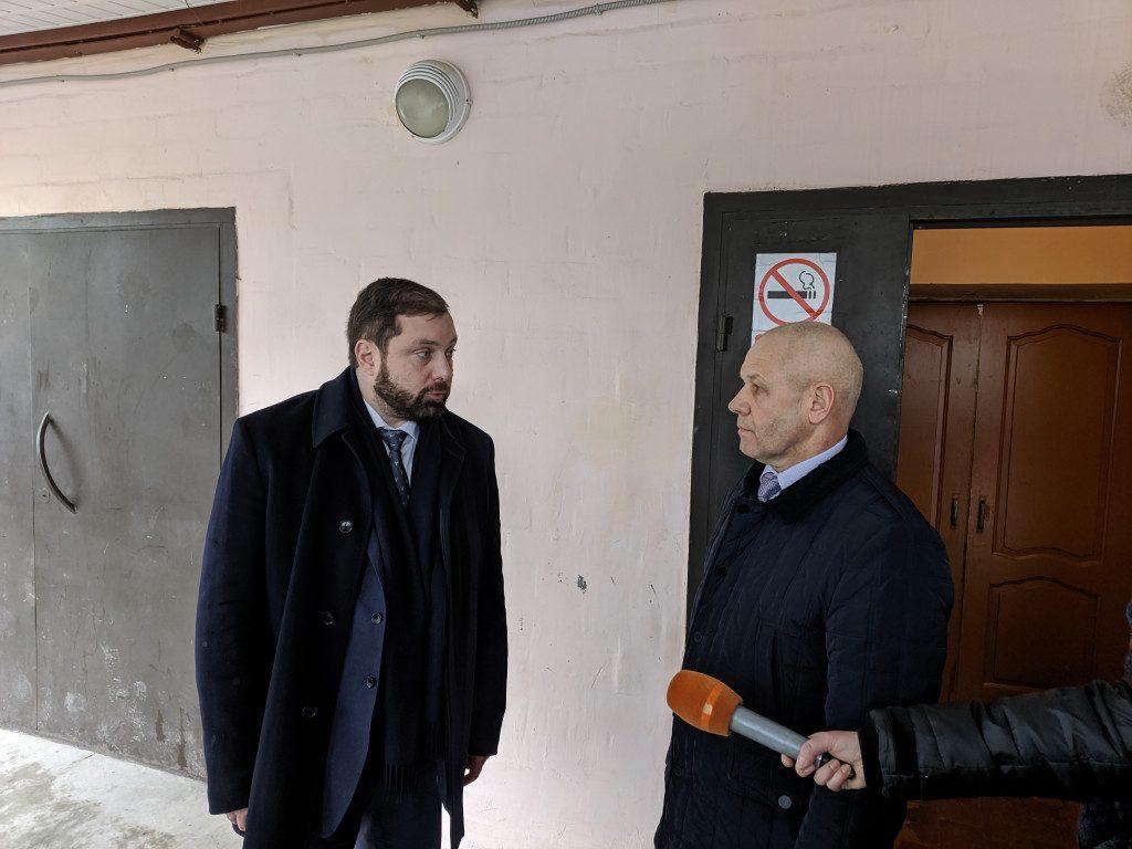 Островский, Загребаев, Хиславичи 26.02.2020, средняя школа, интернат