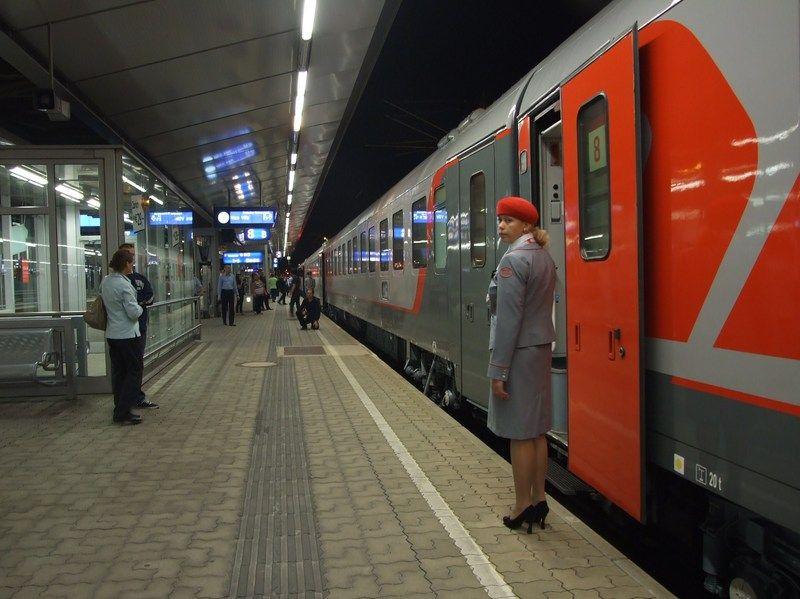 поезд Москва - Ницца, РЖД (фото rail-club.ru)
