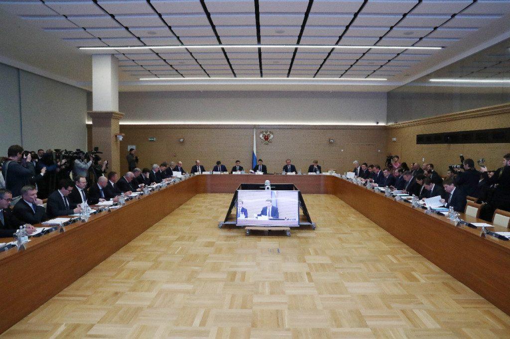 заседание Совета при полпреде в ЦФО по вопросам увеличения объема инвестиций в основной капитал (фото admin-smolensk.ru)