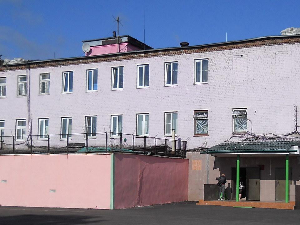 исправительная колония №1, Анохово (фото 67.fsin.su)