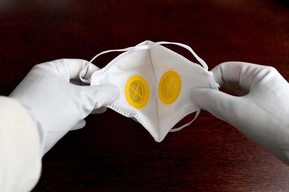 коронавирус, маска, дезинфектор
