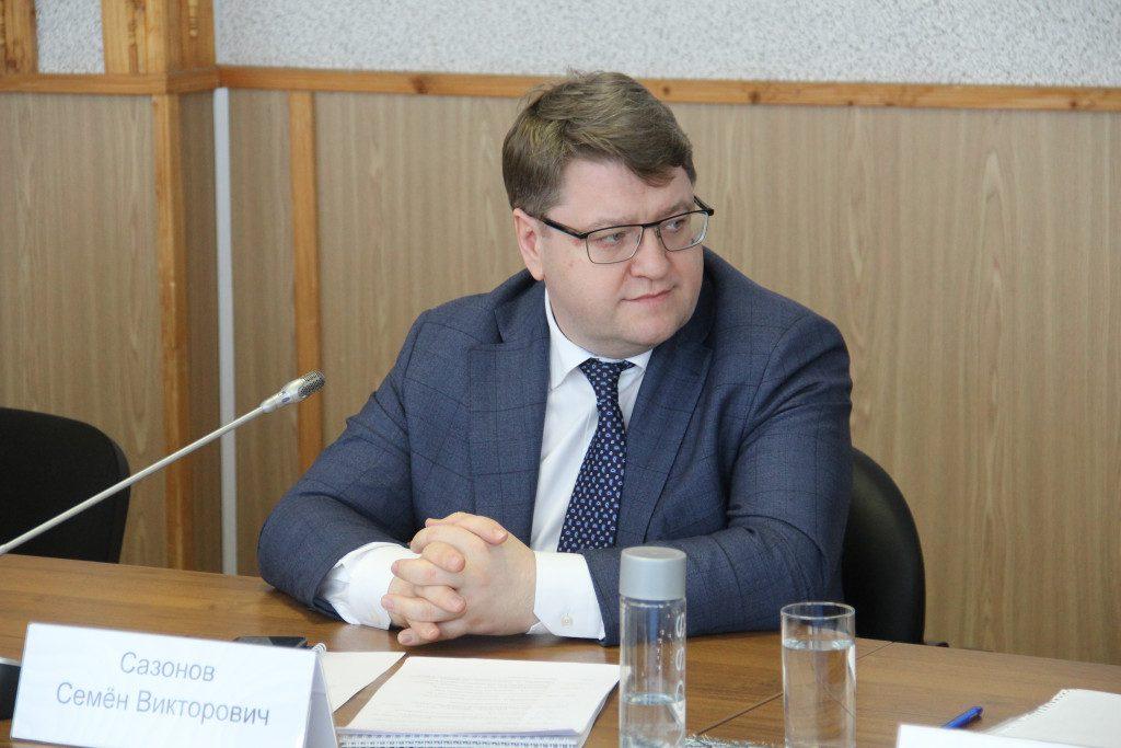 Семён Сазонов, Квадра