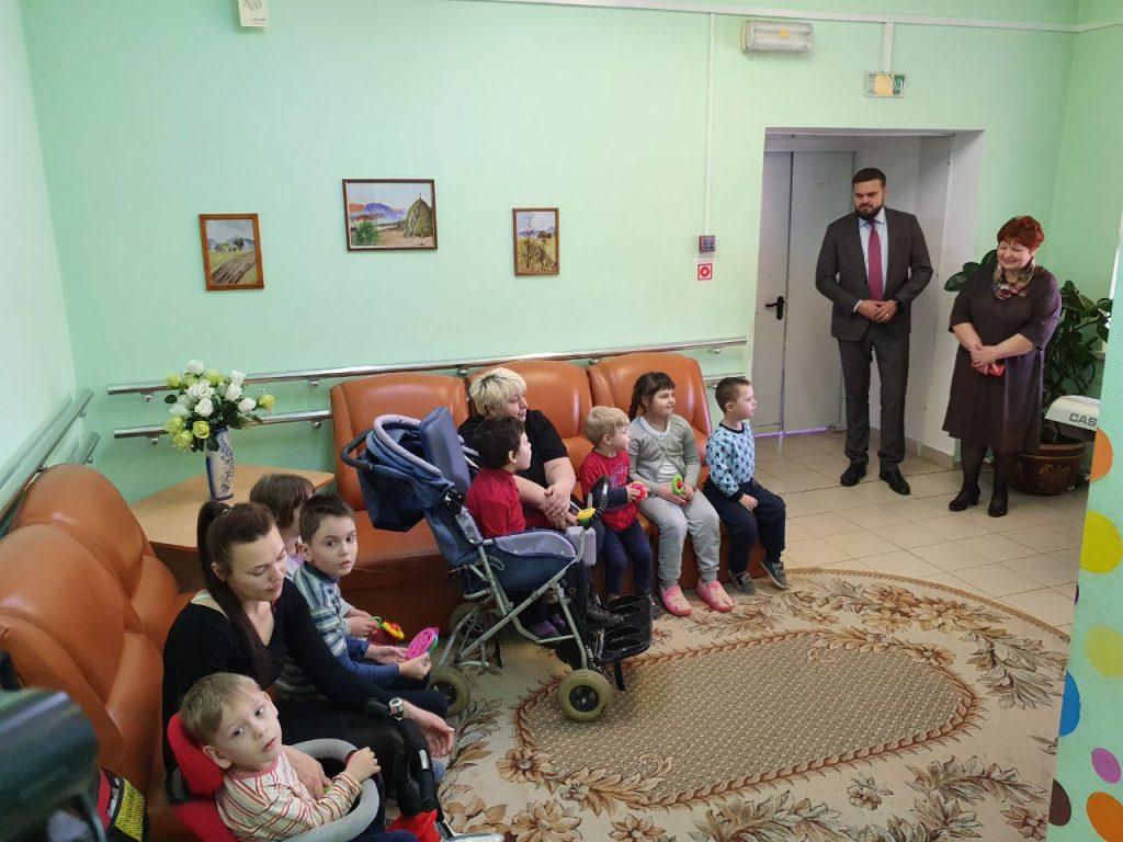 Туров, детский реабилитационный центр Вишенки, тренажёры_4