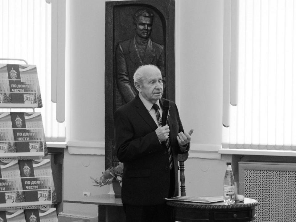 Валерий Ефимович Рудницкий (фото admin-smolensk.ru)