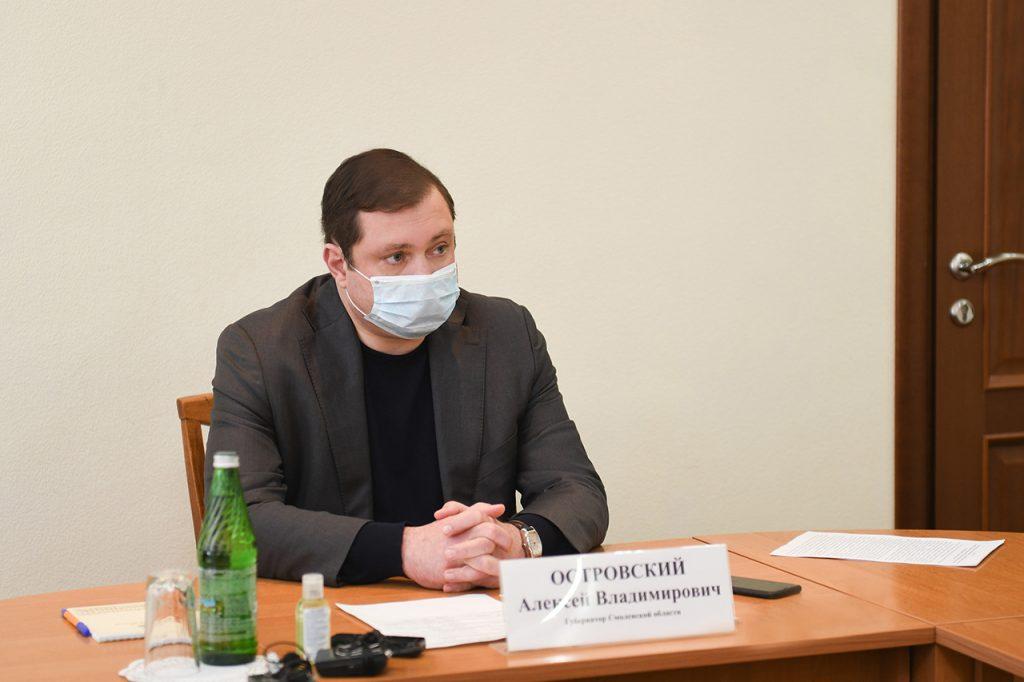 ostrovskij-gagarin-maska