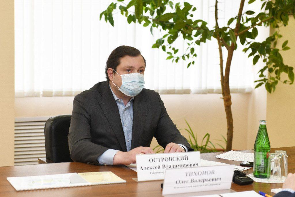 островский маска дорогобуж (фото АСО)