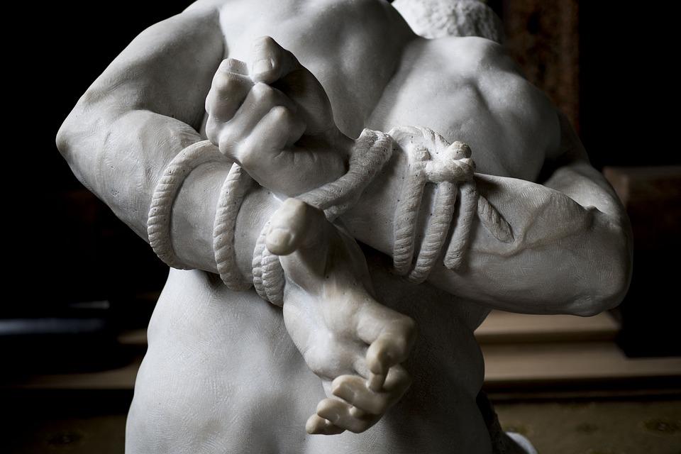 похищение связанные руки