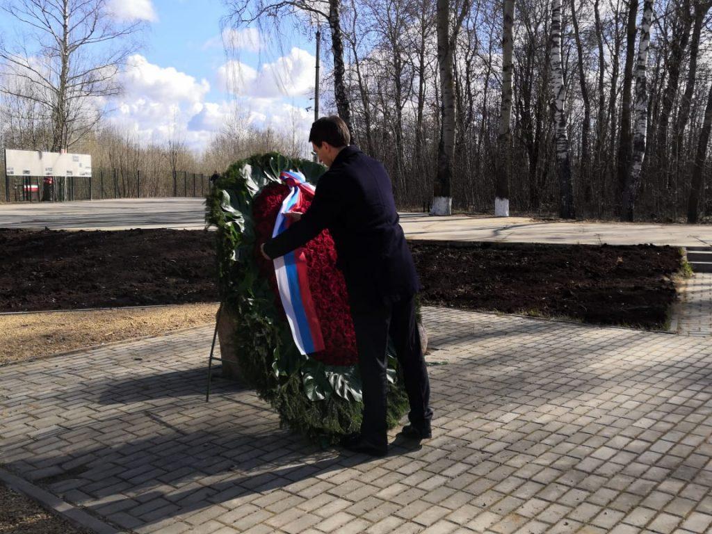 Щёголев, 10.04.2020, годовщина польской авиакатастрофы в Смоленске_2