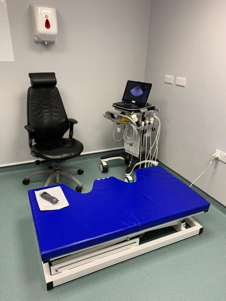 ВЕТ-ЦЗДОР продакт, ветеринарная и медицинская мебель, стол для УЗИ