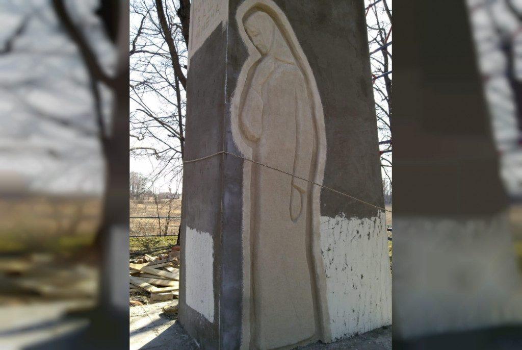 мемориал погибшим солдатам