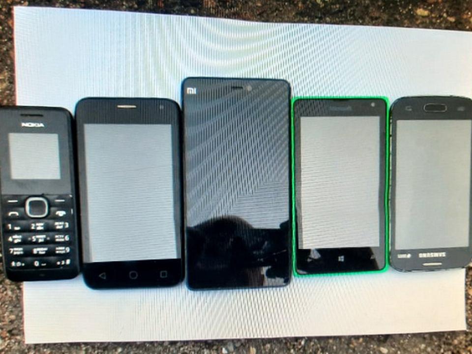 мобильные телефоны, тайник, ИК-2 (фото 67.fsin.su)
