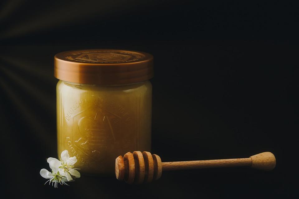 мёд банка