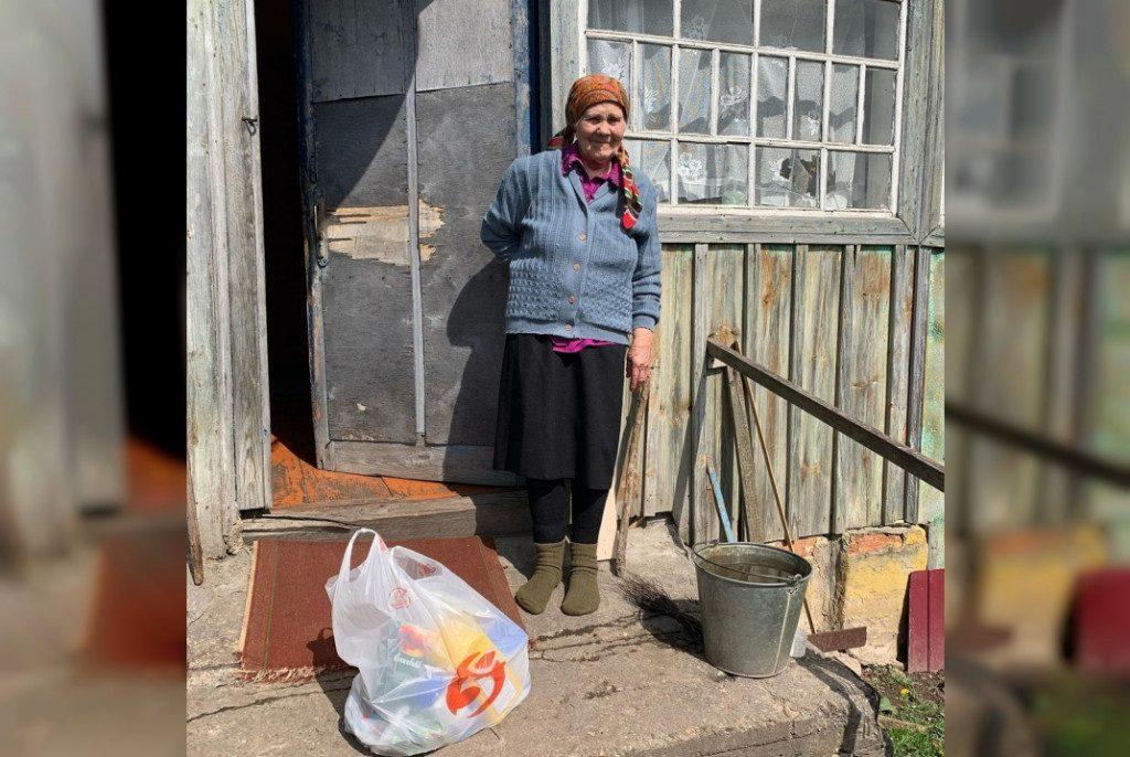 пенсионерка евгения григорьевна краснинский район