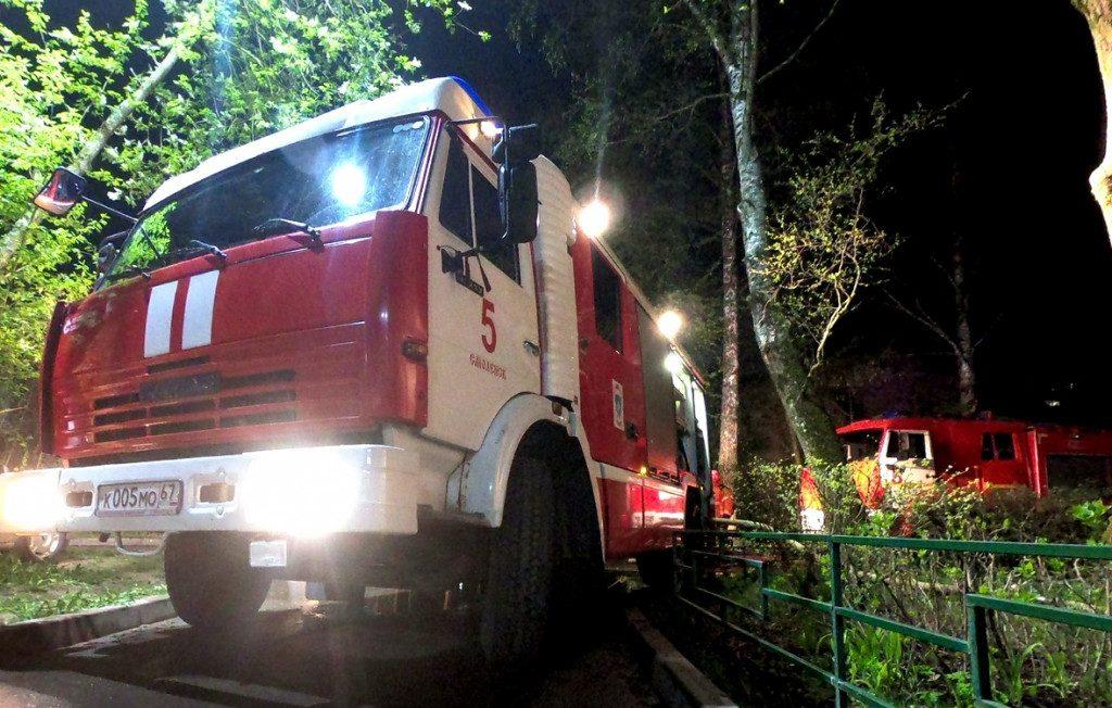 пожарная машина, автоцистерна (фото 67.mchs.gov.ru)