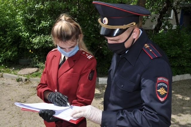 роспотребнадзор и полиция