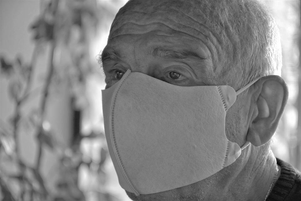 смерть коронавирус пенсионер болезнь
