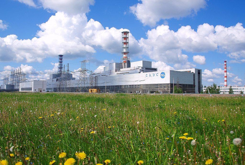 Смоленская АЭС, май 2020 (фото Виктора Давыдова)