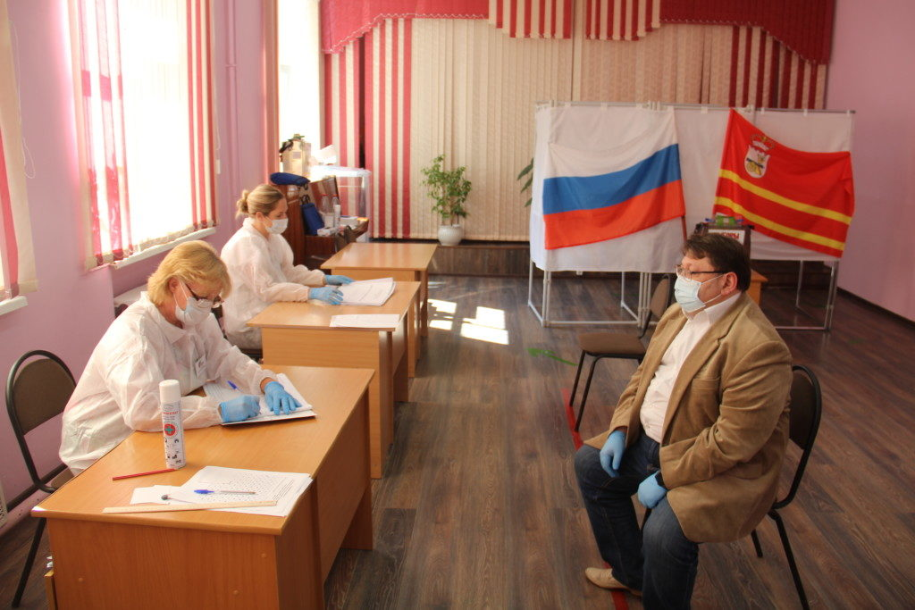 Эфрон, общероссийское голосование по поправкам в Конституцию РФ, школа 6, ИК 563_2