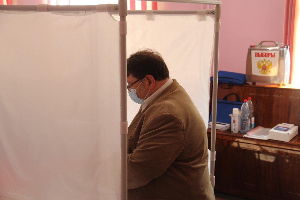 Эфрон, общероссийское голосование по поправкам в Конституцию РФ, школа 6, ИК 563_4