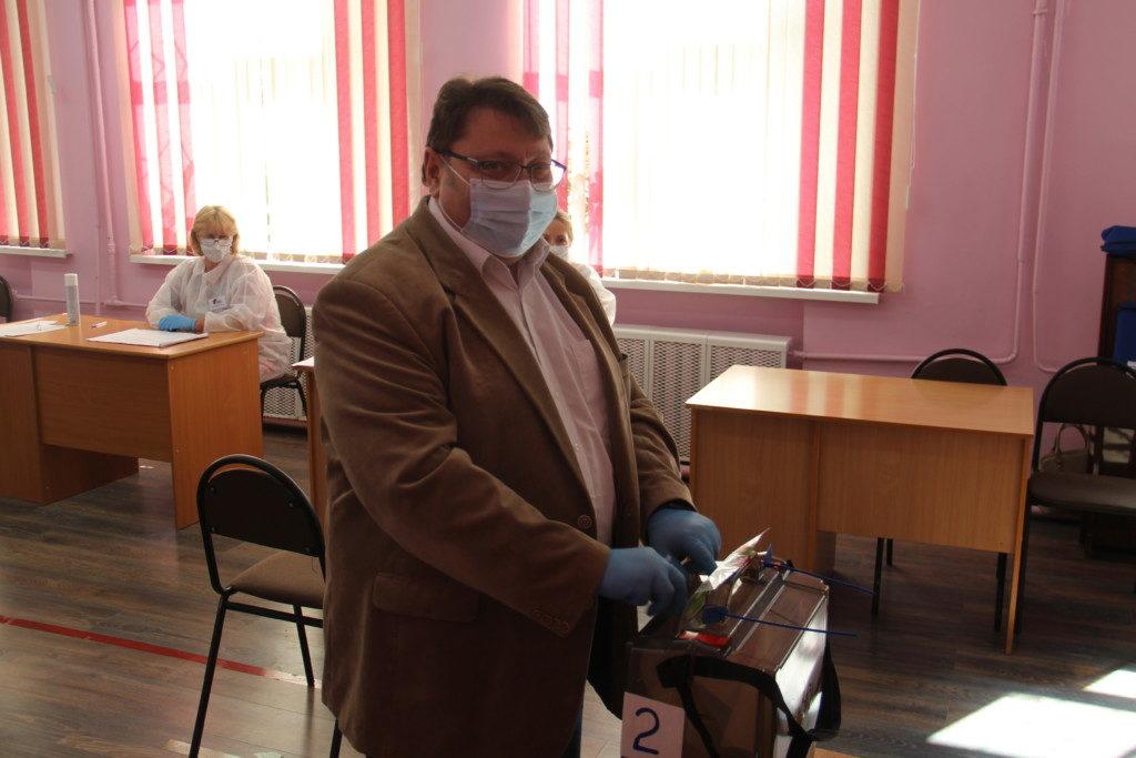 Эфрон, общероссийское голосование по поправкам в Конституцию РФ, школа 6, ИК 563_6