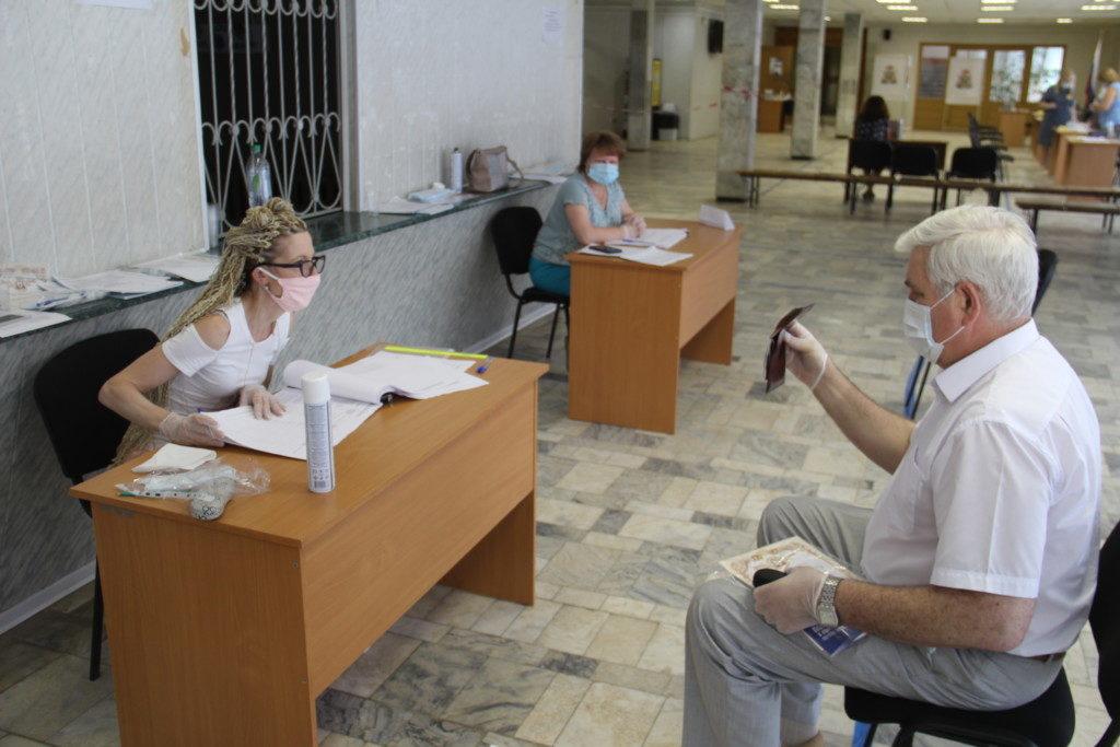 Федулов, общероссийское голосование по поправкам в Конституцию РФ, филиал НИУ МЭИ, УИК 550_2