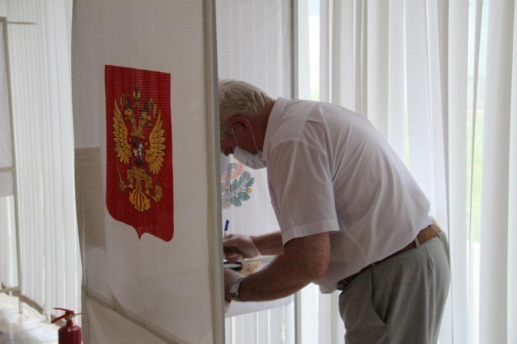 Федулов, общероссийское голосование по поправкам в Конституцию РФ, филиал НИУ МЭИ, УИК 550_3