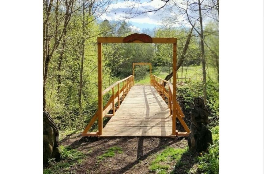 Мост Любви Поозерье