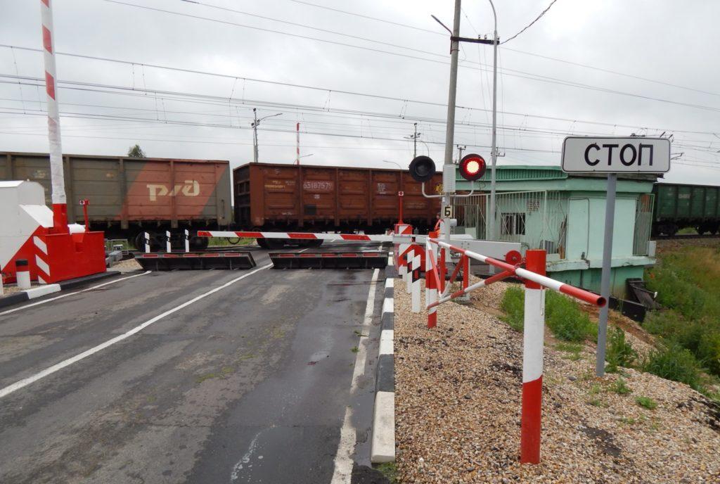 На территории Смоленского региона МЖД отремонтировали 11 переездов
