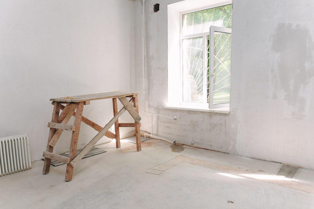 ремонт помещения Гагаринская ЦРБ