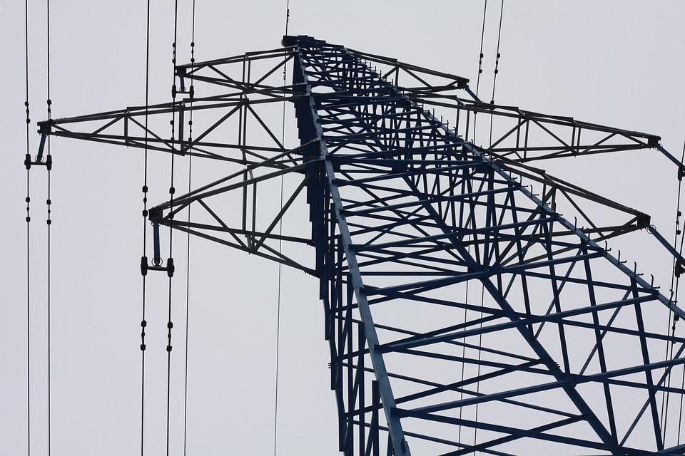 вышка сотовая связь электрика