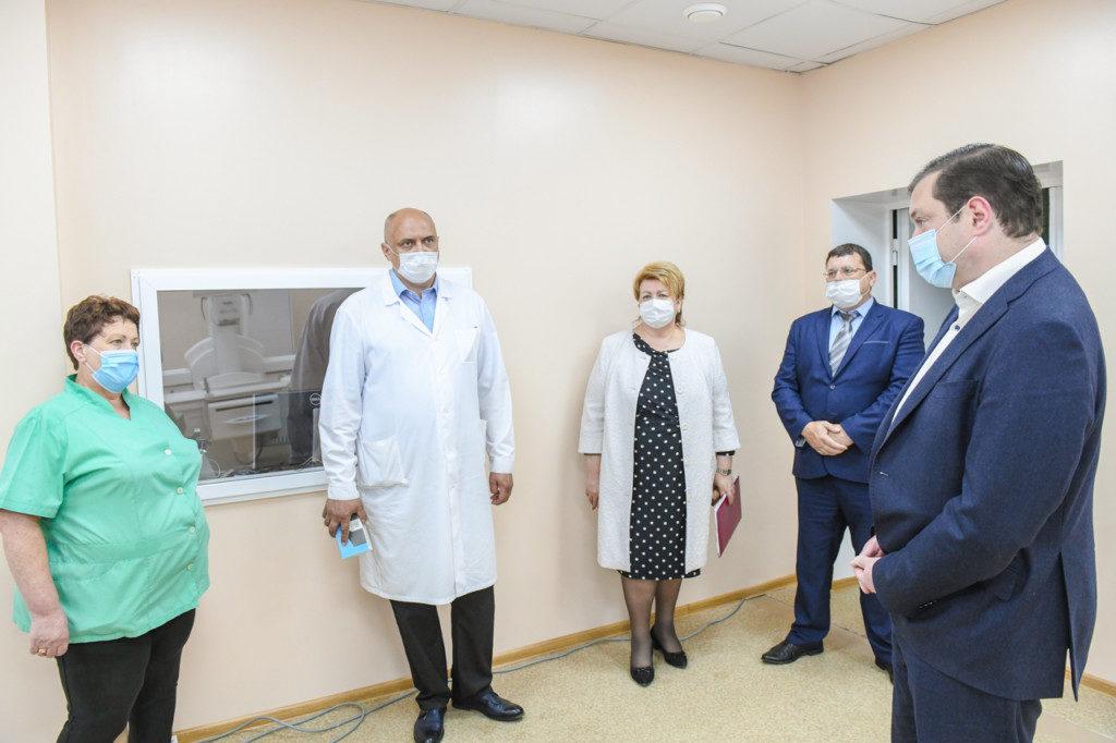 Алексей Островский Дорогобуж ЦРБ